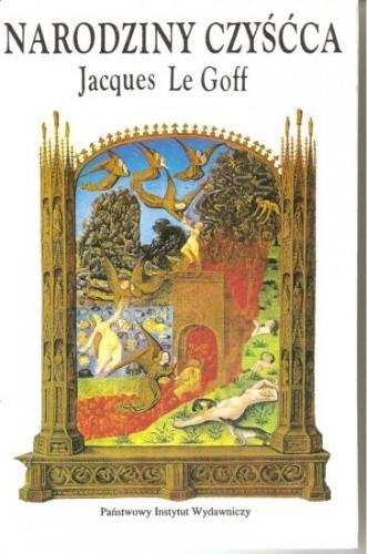 Okładka książki Narodziny czyśćca