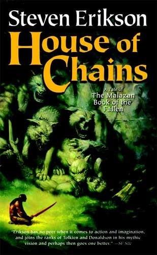 Okładka książki House of Chains