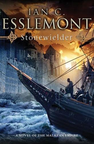 Okładka książki Stonewielder