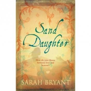 Okładka książki Sand daughter