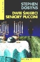 Okładka książki Dwie śmierci señory Puccini