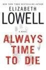 Okładka książki Always Time to Die