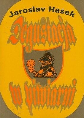 Okładka książki Degustacja w piwiarni