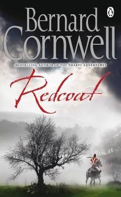 Okładka książki Redcoat