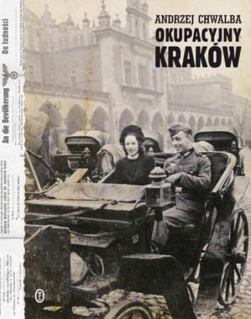 Okładka książki Okupacyjny Kraków