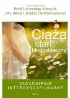 Okładka książki Ciąża czy stan błogosławiony?