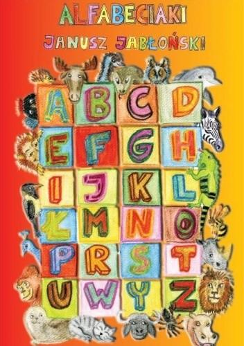 Okładka książki Alfabeciaki