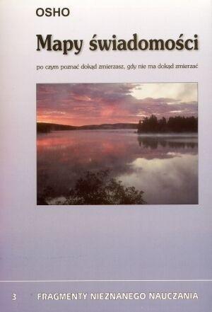 Okładka książki Mapy świadomości