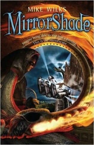 Okładka książki Mirrorshade