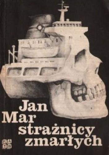 Okładka książki Strażnicy zmarłych
