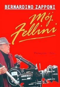 Okładka książki Mój Fellini