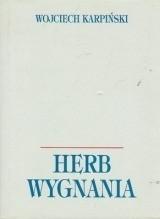 Okładka książki Herb wygnania