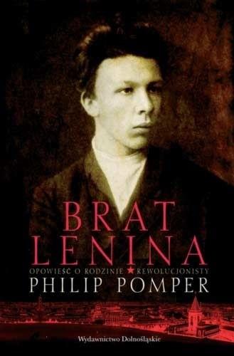 Okładka książki Brat Lenina
