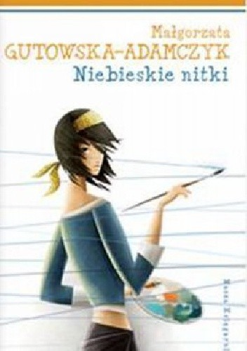 Okładka książki Niebieskie nitki