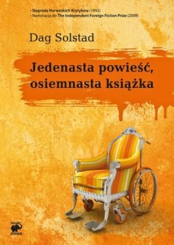 Okładka książki Jedenasta powieść, osiemnasta książka