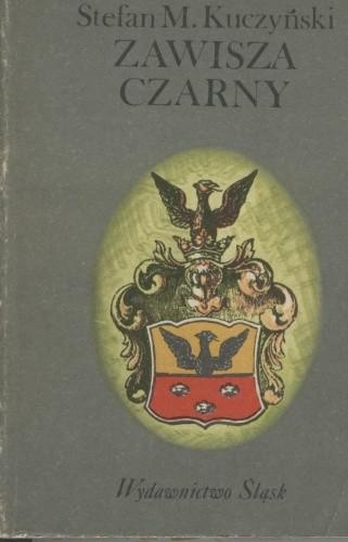 Okładka książki Zawisza Czarny