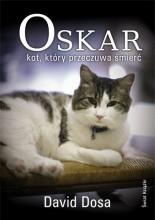 Okładka książki Oskar. Kot, który przeczuwa śmierć