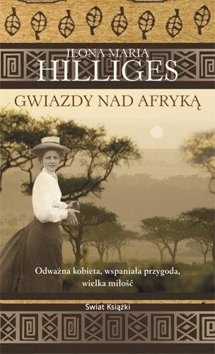 Okładka książki Gwiazdy nad Afryką