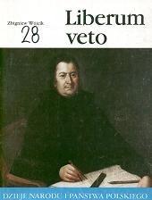 Okładka książki Liberum Veto