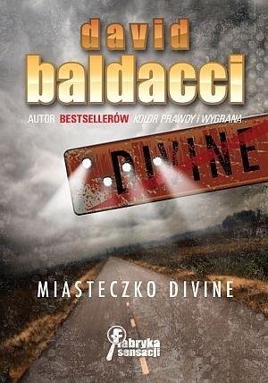 Okładka książki Miasteczko Divine