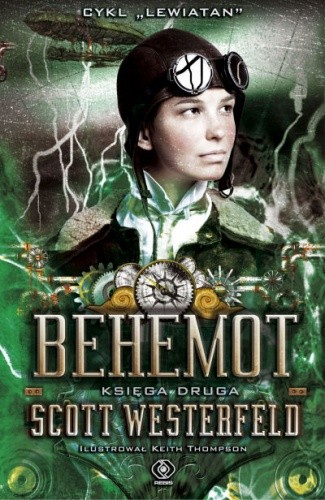 Okładka książki Behemot