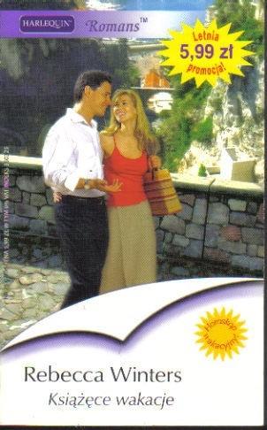 Okładka książki Książęce wakacje