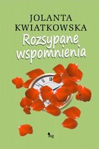 Okładka książki Rozsypane wspomnienia
