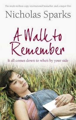 Okładka książki A walk to remember