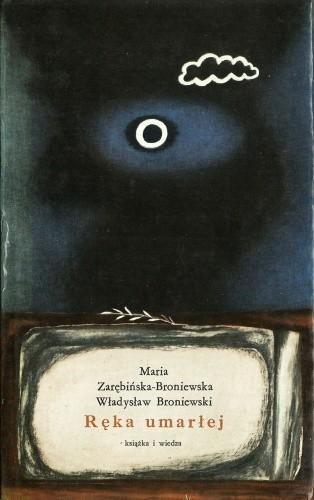 Okładka książki Ręka umarłej