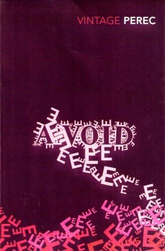 Okładka książki A Void