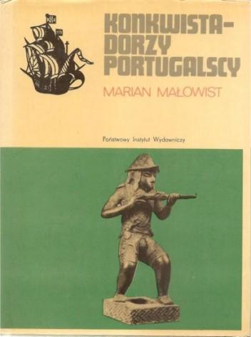 Okładka książki Konkwistadorzy portugalscy