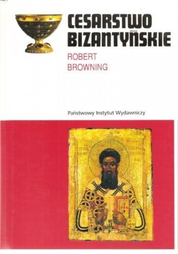 Okładka książki Cesarstwo Bizantyńskie
