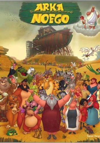 Okładka książki Arka Noego