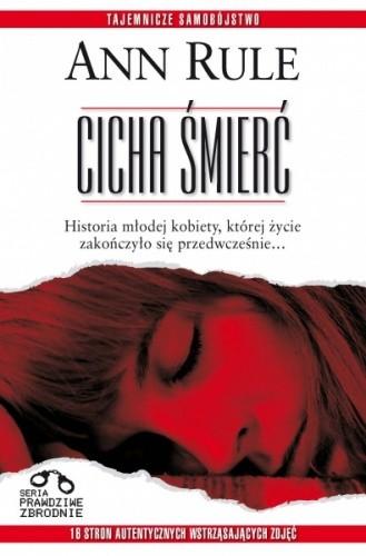 Okładka książki Cicha smierć