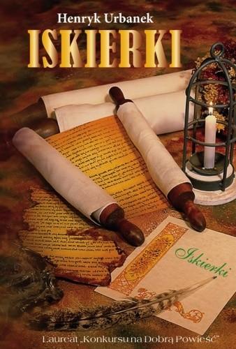 Okładka książki Iskierki