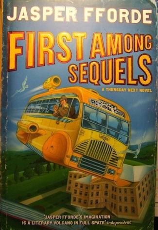 Okładka książki First Among Sequels