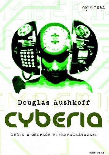 Okładka książki Cyberia