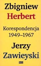 Okładka książki Korespondencja 1949-1967