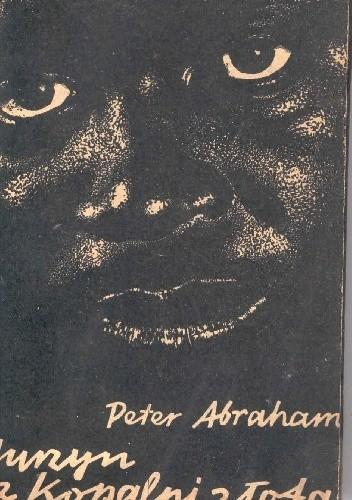 Okładka książki Murzyn z kopalni złota