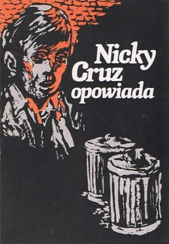 Okładka książki Nicky Cruz opowiada