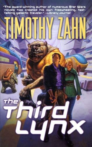 Okładka książki The Third Lynx