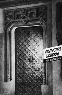 Okładka książki Mistyczny Kraków