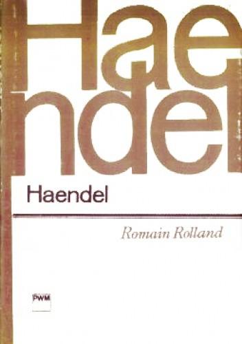 Okładka książki Haendel