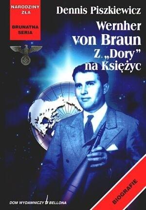 Okładka książki Wernher von Braun. Z