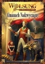 Okładka książki Almanach nadzwyczajny