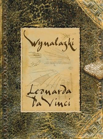 Okładka książki Wynalazki Leonarda da Vinci