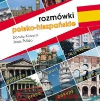 Okładka książki Rozmówki polsko-hiszpańskie