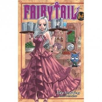 Okładka książki Fairy Tail Volume 14