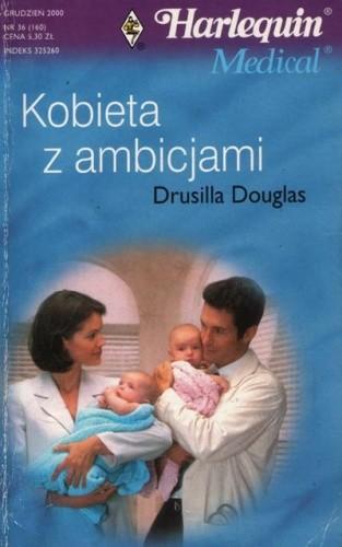 Okładka książki Kobieta z ambicjami