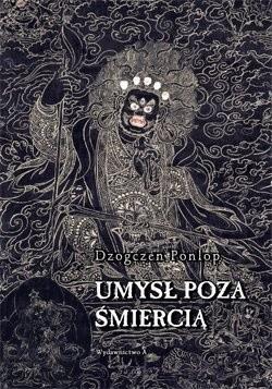 Okładka książki Umysł poza śmiercią